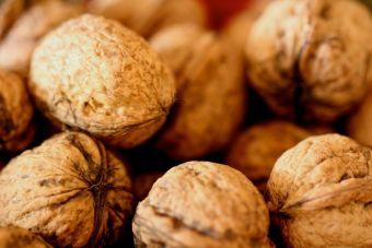 Los frutos secos con más alto porcentaje de calcio