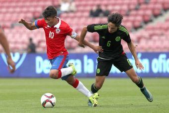 Chile Sub 17 buscará hoy su paso a cuartos de final en el Mundial ante México