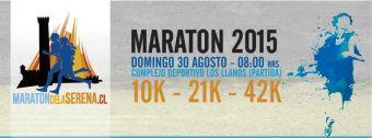 Maratón de La Serena - 30 de Agosto 2015