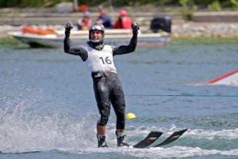 Felipe Miranda logra quinta medalla de Oro para Chile