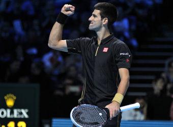 Djokovic y Nadal avanzan a octavos del Master de Shanghai