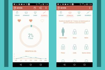 Cómo Seven se transformó en mi app favorita para ejercitar a diario