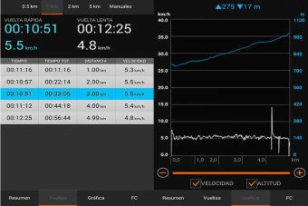 Sports Tracker: La aplicación más completa para llevar un registro de tu ejercicio