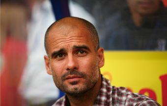 Pep Guardiola es el nuevo entrenador del Manchester City