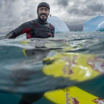 Ramón Navarro: de pescador a leyenda del surf