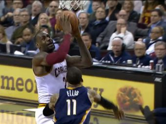 ¡LeBron está de vuelta! Cavaliers vencieron a Pacers en duelo de equipos punteros