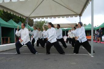 Practicar taichí y chikung mejora la salud cardiovascular