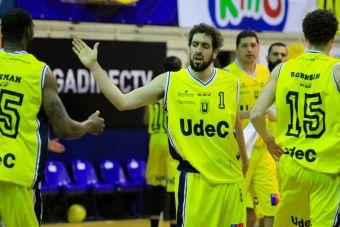 Nueva promesa del baloncesto chileno se integra y completa el plantel del CDV