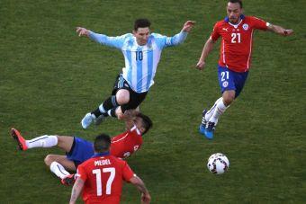 Clasificatorias Rusia 2018: Estadísticas entre Chile y Argentina previo al duelo de hoy