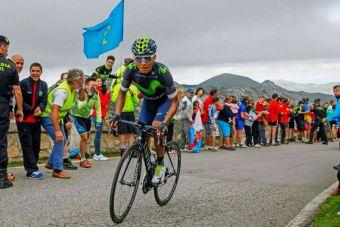 Mi gran ídolo deportivo: Nairo Quintana