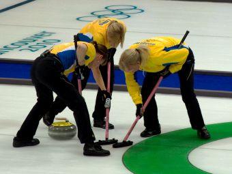 Deportes extraños: Curling