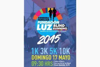 Blind Running - 17 de mayo 2015
