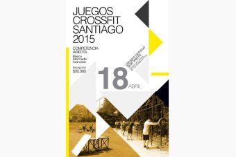Llegan a Santiago los Juegos de Crossfit 2015