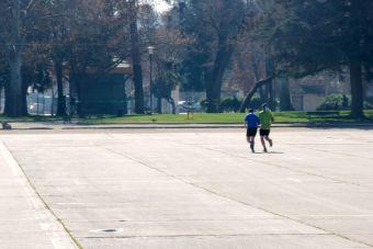Lugares para correr: Parque O´Higgins