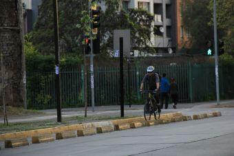 Santa Isabel, una ciclovía útil y alternativa