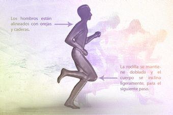 Técnicas para correr: el Método Pose