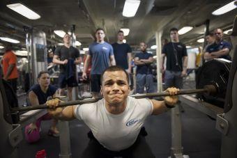 Las tres lesiones más comunes en el gimnasio
