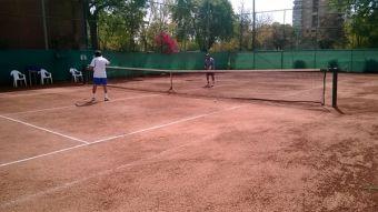 Lugares para jugar tenis en Santiago