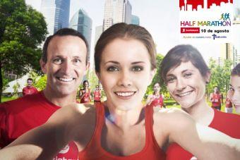 Half Marathon Scotiabank – 10 de Agosto 2014