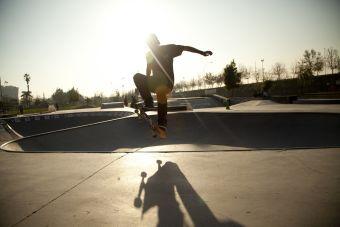 Skatepark Parque los Reyes