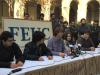 Remueven de la vocería de la Confech al presidente de la FEUC Ricardo Sande