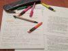 ¿Cómo hacer los mejores resúmenes para estudiar?