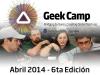 Asiste a la 6ta versión de Geek Camp ¡El campamento para emprendedores!