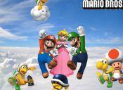 ¡Super Mario Bros cumple hoy 30 años!