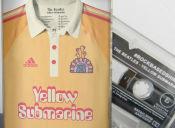 Así se verían las camisetas de algunas bandas si fueran clubes de fútbol