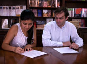 FECh firma convenio de descuentos para alumnos con Editorial Universitaria