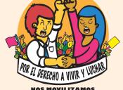 Marcha por la educación 28 de Mayo