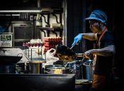 5 recetas de comida urbana extranjera en Chile