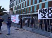 Estudiantes se toman dependencias administrativas de la Universidad Diego Portales