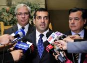 Rodrigo Avilés se suma la querella por injurias y calumnias contra el diputado Hasbún