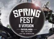 Spring Fest II, el festival de Fantasilandia que reúne lo mejor del Hip-Hop, el Reggae y la electrónica nacional