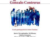 """Presentación del libro """"Mecánica celeste"""" de Gonzalo Contreras"""