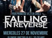 Falling in Reverse en Chile, Discoteque Blondie