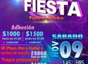 Mega Fiesta en Punto de Quiebre