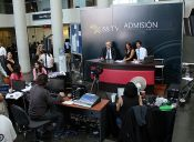 Continúa la transmisión en vivo del Proceso de Admisión 2014