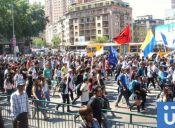 Estudiantes venezolanos respondieron a la Fech y piden apoyo desde Chile