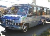 En Concepción choferes de microbuses no aceptarán pases escolares en mal estado