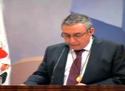 Nuevo rector de la U. de Chile congela los aranceles para el 2015