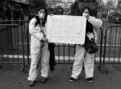 Estudiantes de criminalística de la UTEM exigen al Mineduc una solución definitiva