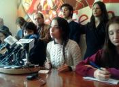 Estudiantes llaman a una movilización nacional para el próximo 21 de agosto