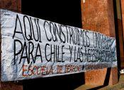 Rector de la Chile pide a Carabineros que no vuelvan a ingresar a la universidad sin su autorización