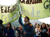 Estudiantes convocan a nueva marcha nacional para este jueves 9 de octubre