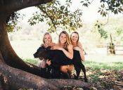 Estudiantes de veterinaria se desnudan para reunir fondos y ayudar a los animales
