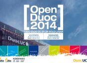 Falta poco para el Open Duoc 2014