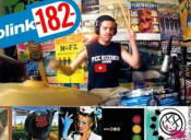 [VIDEO] Este batero se toca la discografía entera de Blink 182 en 5 minutos