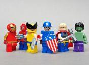 ¿Qué estudiaron algunos conocidos superhéroes de cómics?